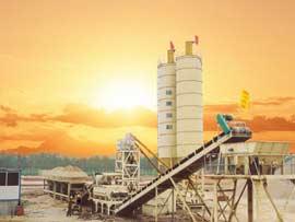 陆德筑机WCBD500稳定土厂拌设备