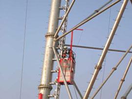 广州京龙小型施工升降机