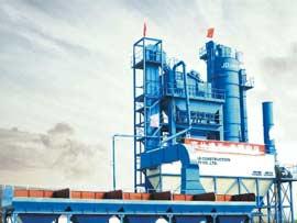 中交西筑JD3000沥青混合料搅拌设备