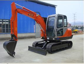 劲工JG608L挖掘机图片