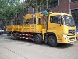 石煤QYS-14ⅣA随车起重机