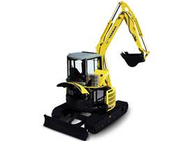 洋马ViO 10系列挖掘机