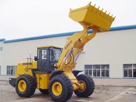 建德机械KT852-II轮式装载机