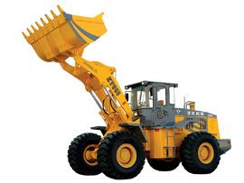 建德机械KT855轮式装载机