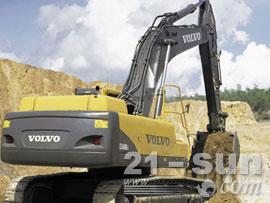 沃尔沃EC460B挖掘机