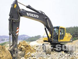 沃尔沃EC290B挖掘机