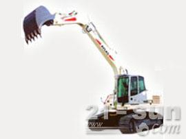 阿特拉斯2306LC挖掘机图片