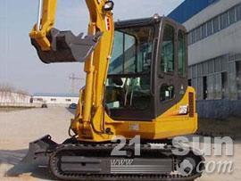 卡特重工CT40-7A挖掘机图片