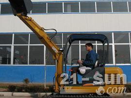 卡特重工CT15-7挖掘机图片