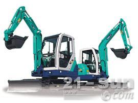 石川岛35N挖掘机