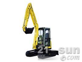 洋马ViO55-5A挖掘机
