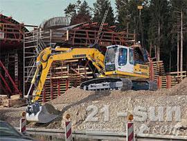 利勃海尔R 900 C Litronic挖掘机