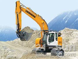 利勃海尔R 924 Compact挖掘机
