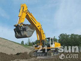 利勃海尔R 964 C Litronic挖掘机