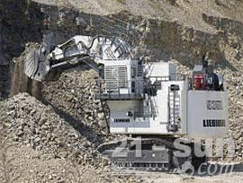 利勃海尔R 9350矿用挖掘机
