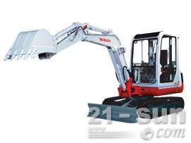 竹内TB140挖掘机