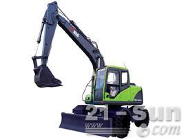 徐挖XCG140W-8轮式挖掘机