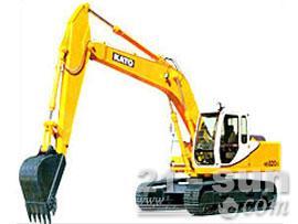 加藤HD820Ⅲ挖掘机