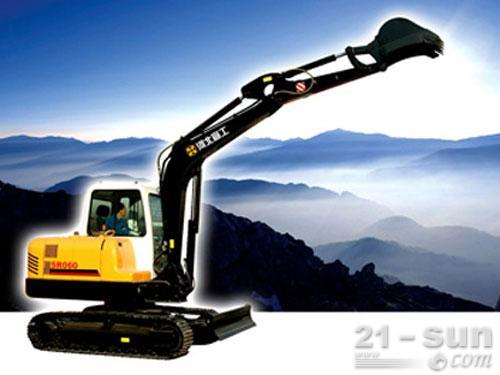 宣工SR060挖掘机外观图2