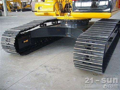 力士德SC230.8混合动力挖掘机外观图2