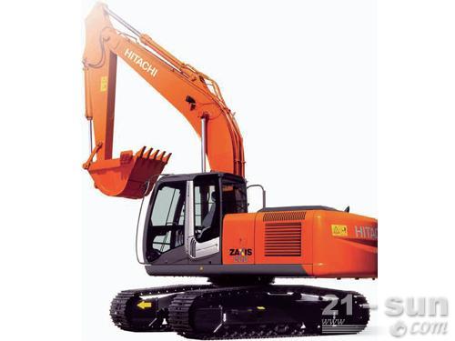 日立ZX200-3挖掘机外观图1