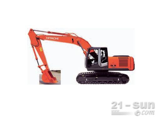 日立ZX200-3挖掘机外观图3