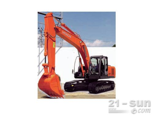 日立ZX200-3挖掘机外观图5