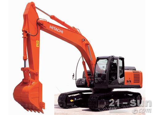 日立ZX240-3挖掘机外观图1