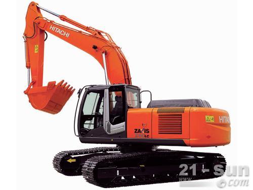 日立ZX250LC-3G挖掘机外观图2