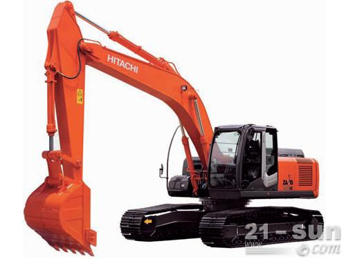 日立ZX250LC-3G挖掘机外观图3