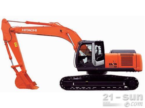 日立ZX250LC-3G挖掘机外观图5