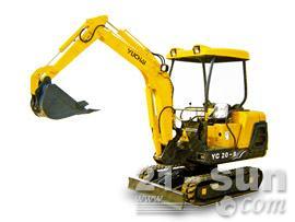 玉柴重工YC20-8挖掘机