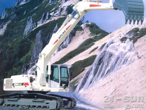 阿特拉斯2006LC挖掘机外观图3