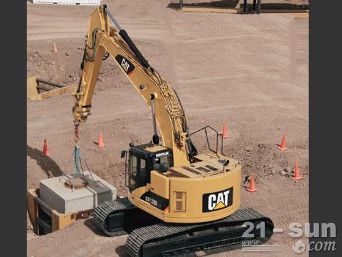 卡特彼勒328D LCR挖掘机外观图3