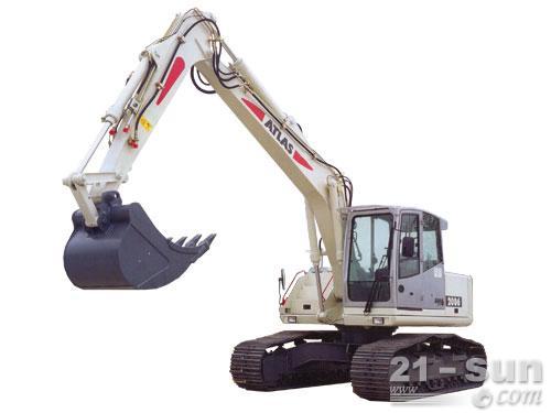 阿特拉斯2006LC挖掘机外观图5