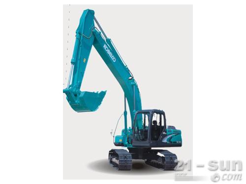 神钢SK200-8挖掘机外观图1