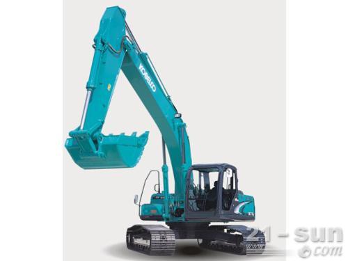 神钢SK210LC-8挖掘机外观图1