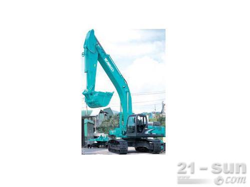神钢SK460-8挖掘机外观图2