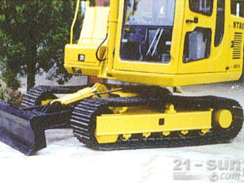 南特NT80挖掘机外观图3