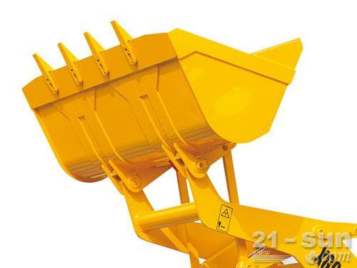 厦工XG916II轮式装载机外观图2