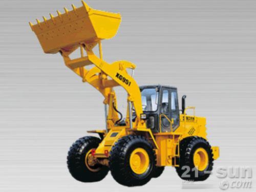 厦工XG951轮式装载机外观图1