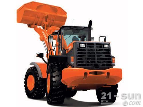 日立ZW220-5A轮式装载机外观图1