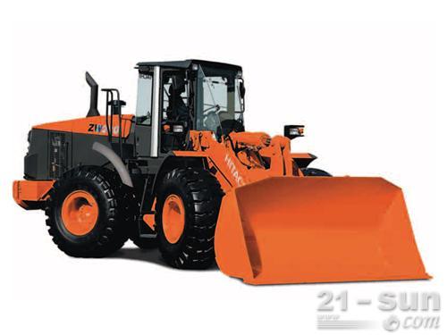 日立ZW220-5A轮式装载机外观图3