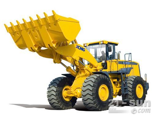徐工LW800K轮式装载机外观图1
