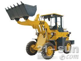 烟工ZL10轮式装载机
