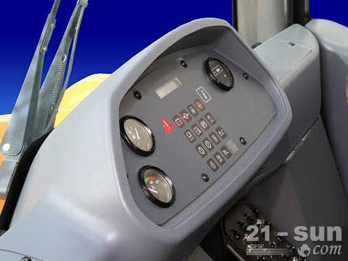 利勃海尔LR 634 Litronic履带装载机外观图4