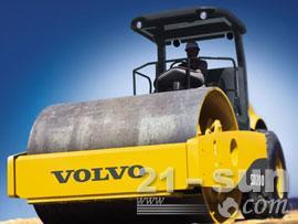 沃尔沃SD200单钢轮压路机