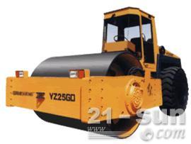 一拖YZ25GD单钢轮压路机