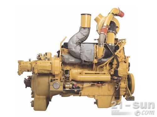 卡特彼勒D9T垃圾处理推土机外观图2