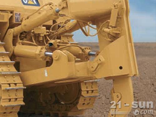 卡特彼勒D9T WH垃圾处理推土机外观图4
